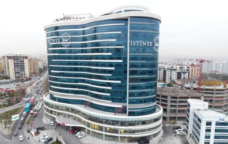 Consultation with specialists in the İstinye Hospital