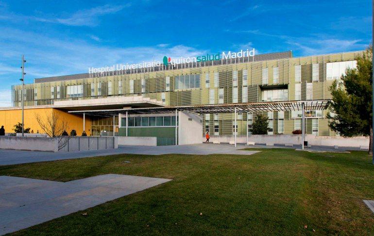 Университетская клиника Кирон Мадрид