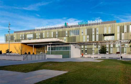Quironsalud Madrid multidisciplinary hospital