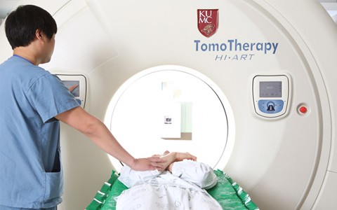 Tomotherapy in Seoul