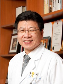 Professor Kim Son Hahn photo