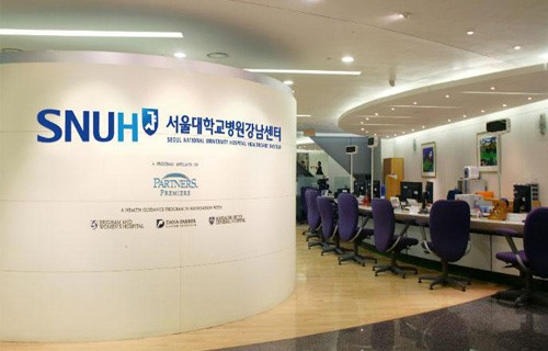 Обследование и лечение в многопрофильной клинике Сеула