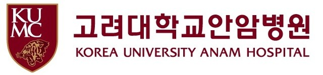 Korea University medical center Anam logo