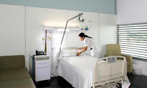 сервис для пациентов клиники кирон барселона