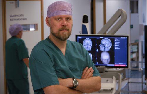 Neurosurgery at Helsinki University Hospital