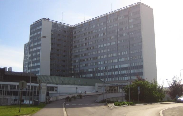 Университетская клиника Хельсинки
