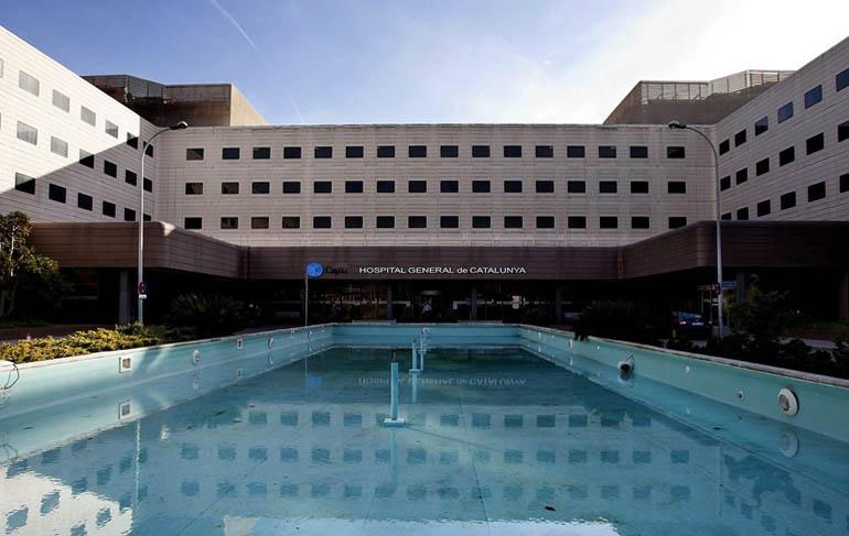Университетская клиника Каталонии