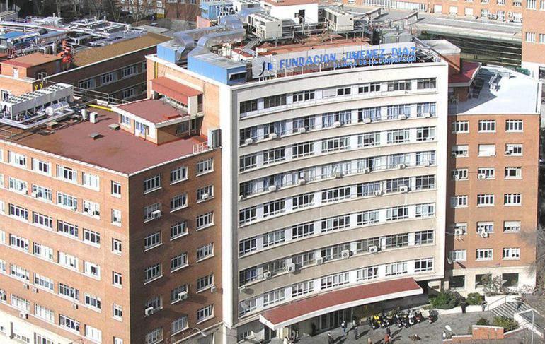 Университетская клиника Фонд Хименеса Диаса