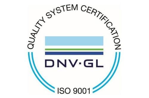 certificate DNV GL 500