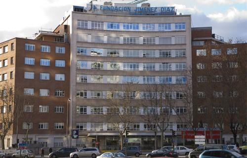 Fundación Jiménez Díaz University Hospital