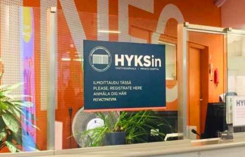 medical treatment at helsinki university hospital