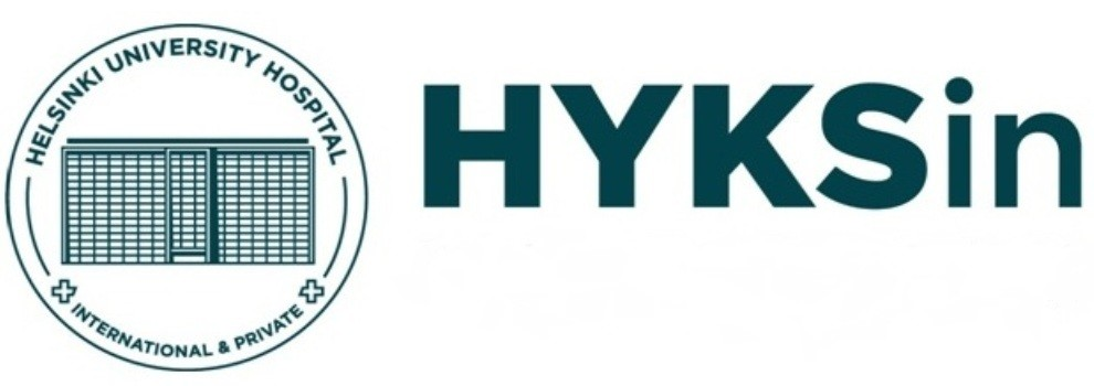 Helsinki University Hospital logo image