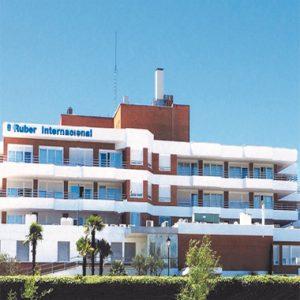 Здание международного госпиталя Рубер