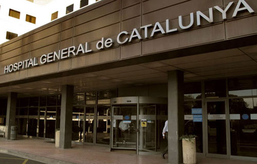 Картинки по запросу Hospital Universitari General De Catalunya
