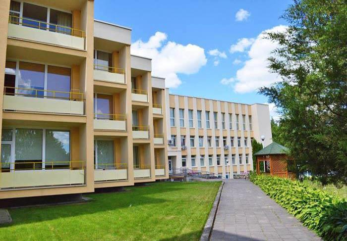 Реабилитационный центр Абромишкес (Abromiskes Rehabilitation Centre)
