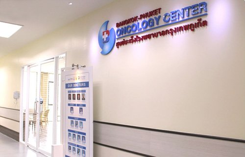 Cancer treatment in Bangkok Hospital Phuket