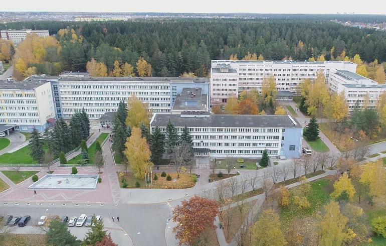 Минская областная клиническая больница (МОКБ)