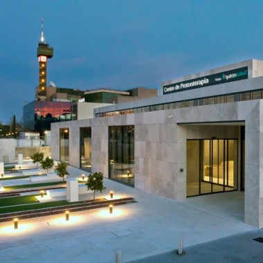 Quironsalud Proton Therapy Center
