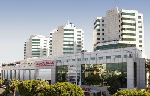 больница медикал парк в анталии турция