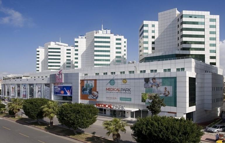 Medical Park Antalya Clinic