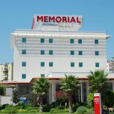 клиника мемориал в анталии