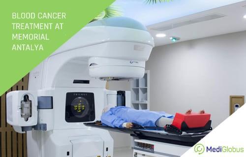 Blood cancer treatment at Memorial Antalya Turkey
