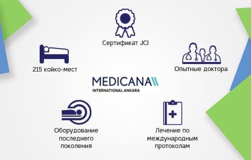Специалисты клиники предоставляют медицинскую помощь и сервис соответственно турецким и международным стандартам качества в области здравоохранения.