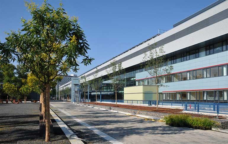 Университетский госпиталь Эрланген (University Hospital Erlangen)