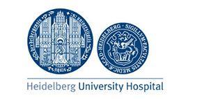 лого университетсвой клиники хайдельберг