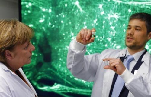 неврология в университетской клинике бонн и ангела меркель