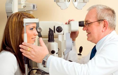 лечение глаз в клинике карла густава каруса