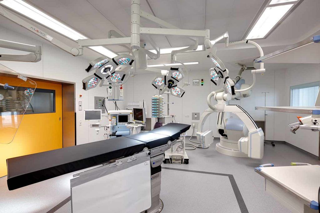 Лечение рака мочевого пузыря в урологической клинике Мюнхен-Планегг