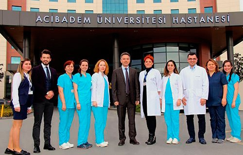 Доктора клиники Аджибадем Атакент