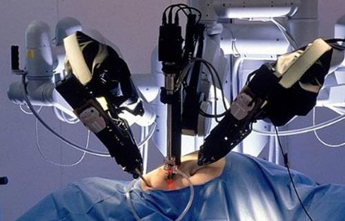 роботизированная система да винчи в мемориал