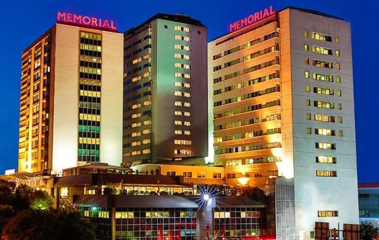 Memorial Şişli Hospital