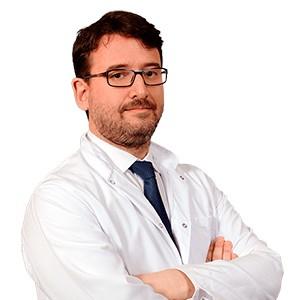 Фатих Огюз гастроэнтеролог в клинике Аджибадем Атакент