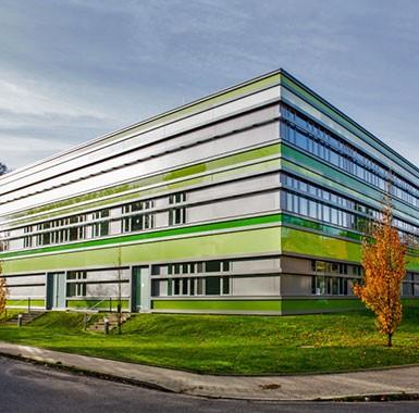 Западно-немецкий центр протонной терапии в Германии