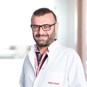 Онкогематолог Джафер Адыгюзель из Медикал Парк Гезтепе