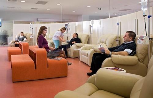 Услуги для пациентов клиники Медикал Парк Гезтепе