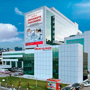 Клиника Medical Park Goztepe в Стамбуле