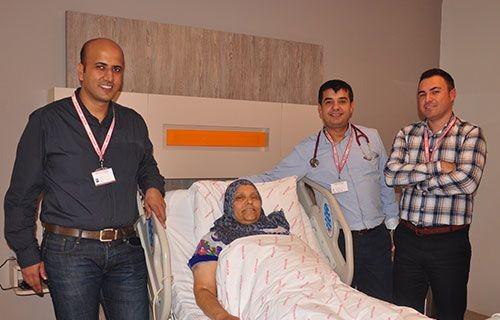 восстановление пациентов в медикал парк гебзе