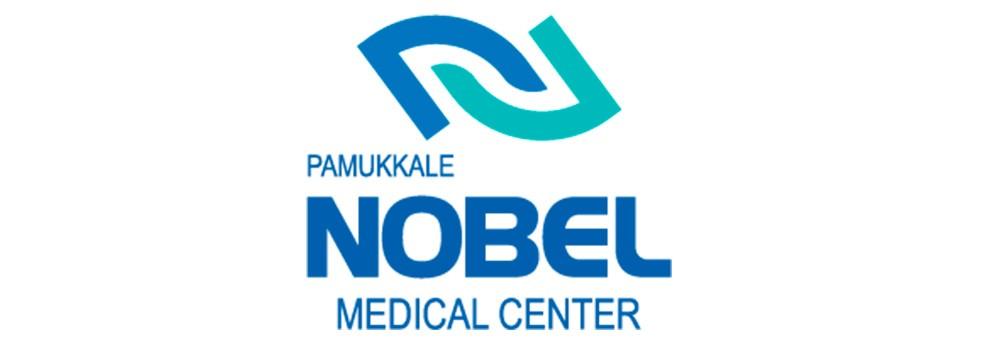 Логотип медицинского центра реабилитации Нобель в Турции