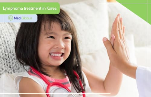 how much does lymphoma treatment cost in south korea