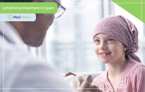 how much does lymphoma treatment cost in spain