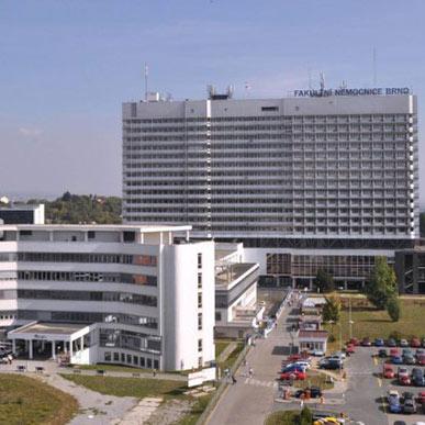 Факультетская клиника в Брно, Чехия