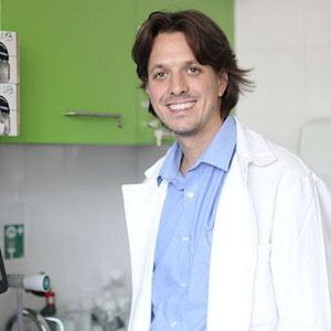 Онкогематолог Марек Мраз из университетской клиники в Брно