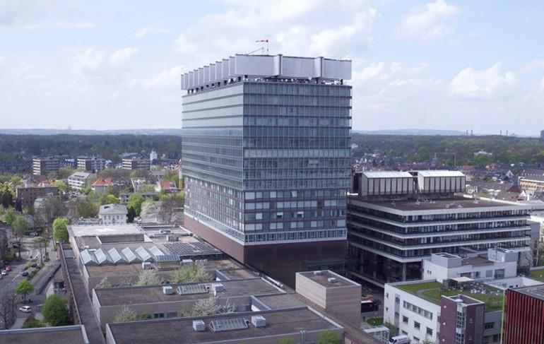 Университетская клиника в Кельне
