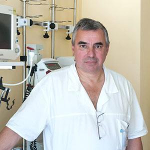 Детский онколог Ярослав Стерба из больницы в Брно