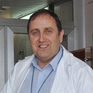 Ортопед Мартин Репко из клиники в Брно