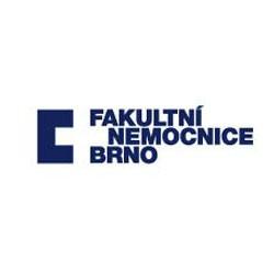 Логотип факультетской клиники в Брно